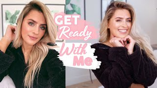 GET READY WITH ME! Q&A