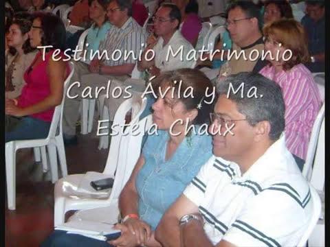 Testimonio Carlos Ávila y Ma Estella ChauxA