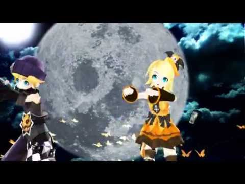 [mmd] Remote Control - Kagamine Rin & Len [halloween] video
