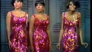 """The Supremes: Live @ The Hollywood Palace (1966) - """"You Keep Me Hangin' On"""" & """"Somewhere"""""""