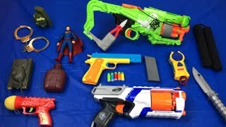 Nerf Guns Toy Weapons Box of Toy for Kids Zombie Strike