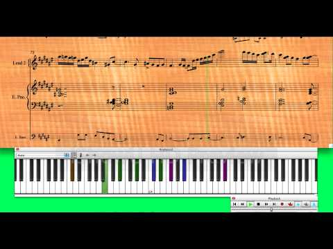 Lord You Are Good (javad Day Instrumental) Transcription video