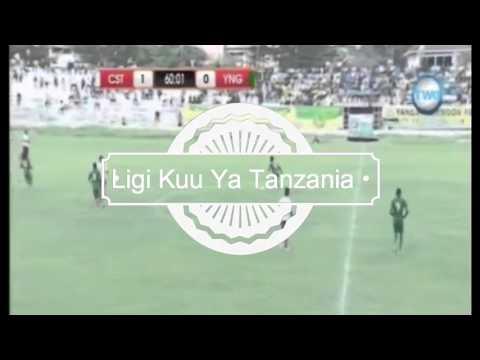 """Ligi Kuu Ya Tanzania/ Coastal Union Vs YAnga 2-1 """"Yusuph Sago""""Donald Ngoma"""