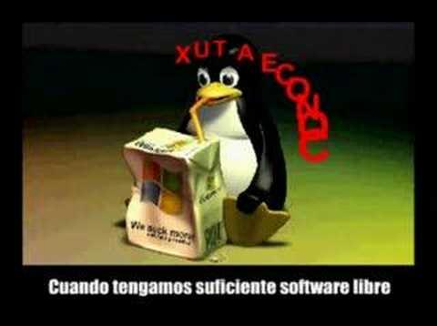 Free Software Song (animación con subtitulos español)