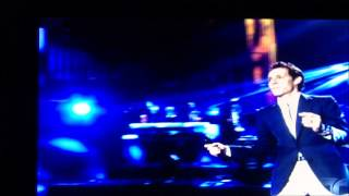 Billboard Latino 2012 Olga Tañon-Gilberto Santa Rosa-Marc Anthony