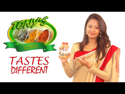 Tonys Spices and food products
