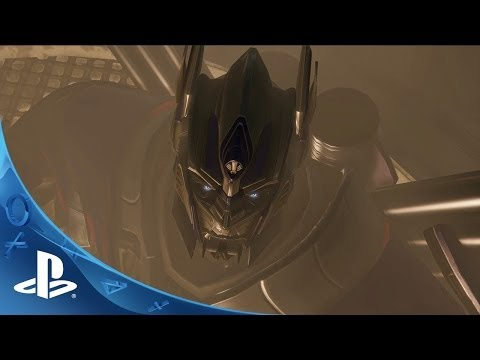 TRANSFORMERS: Rise of the Dark Spark Launch Trailer