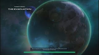 Starcraft 2: Wings of Liberty The Evacuation (No commentary - Normal Difficulty - 1080p 60fps)