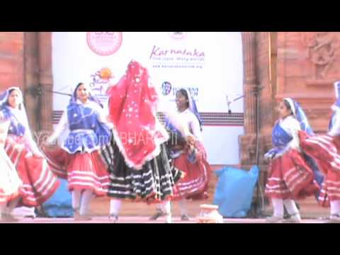 Discover Haryana : Haryanvi Folk Dance By College Girls video