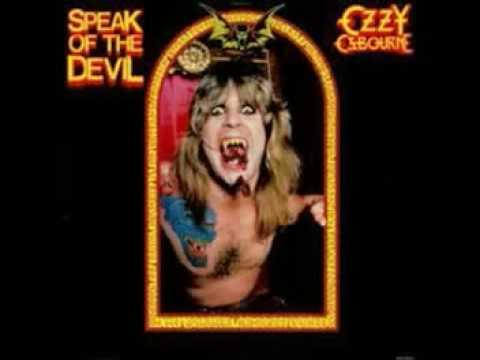 Ozzy Osbourne - Black Sabbath