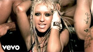 Watch Christina Aguilera Dirrty video