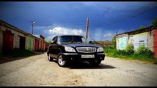 Газ 31105 Волга.... CHRYSLER DOHC 16V 2.4L