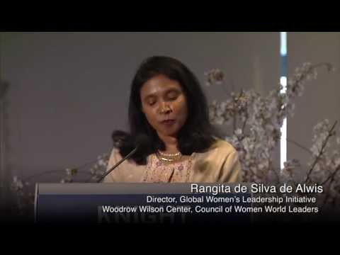 Women Inspire Innovation: Rangita de Silva de Alwis WWC