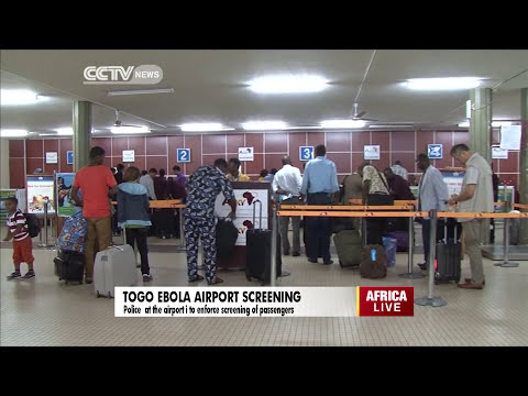 Togo Ebola Airport Screening