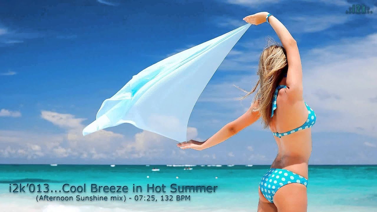 Cool Breeze Wallpaper Cool Breeze in Hot Summer
