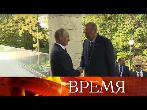 Политическая сенсация - Россия и Турция договорились, как будут решать проблему Идлиба.
