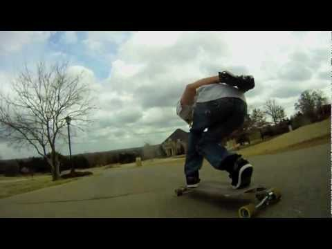 Longboarding: SLC hits Deer Crossing
