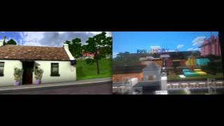 Balamory Theme Song: Comparison (Original vs Minecraft)