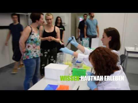 Nanuuu Filmteams | Impressionen der langen Nacht der Wissenschaft