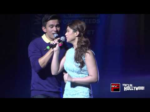 "Carla Abellana & Tom Rodriguez sing ""So It"