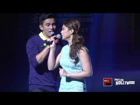 "Carla Abellana & Tom Rodriguez sing ""So It"