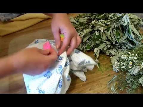 Мешочки для хранения лекарственных трав. Bags for storing medicinal herbs hand-made.