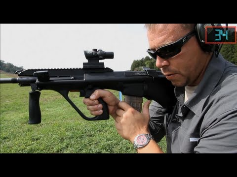 STEYR AUG A3 REVIEW | Tactical Minute