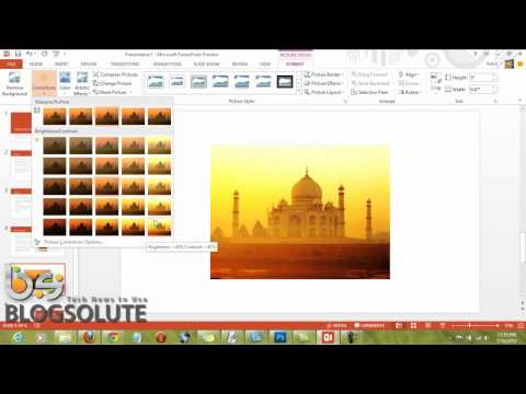 MS PowerPoint 2013 Features Demo | Microsoft Office 2013 Download