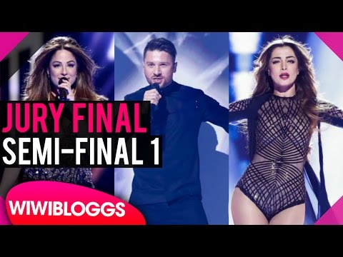 Eurovision 2016: Semi-final 1 Jury Final Review | Wiwibloggs