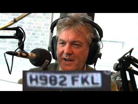 James May opens up about Top Gear numberplate Argentina controversy