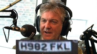 Top Gear's James May on the Argentina Number Plate Controversy