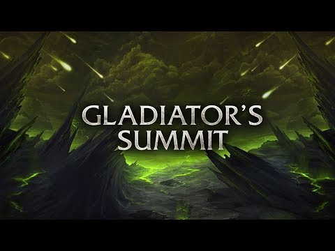 WoW esports Gladiator's Summit: Episode One