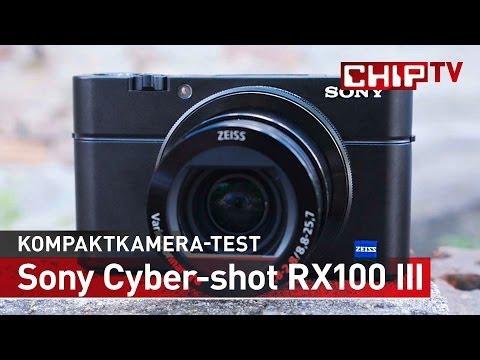 Sony Cyber-shot RX100 III - High-End-Digitalkamera - Review deutsch   CHIP