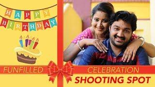 Avanthika surprises Natraj | shooting Spot