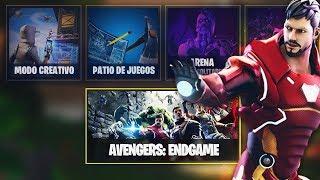 *FORTNITE X AVENGERS* ESPERANDO EL NUEVO EVENTO en FORTNITE | FORTNITE: Battle Royale