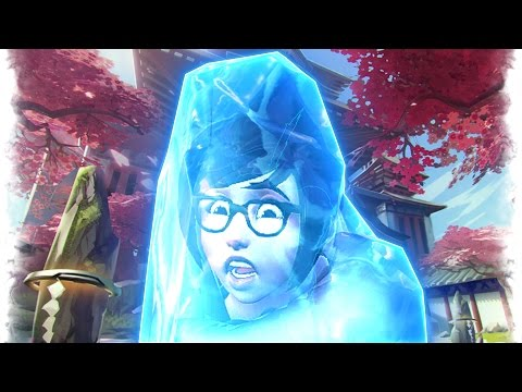 DID YOU KNOW THIS MEI TRICK? | Overwatch Best and Funny Moments - Ep.8