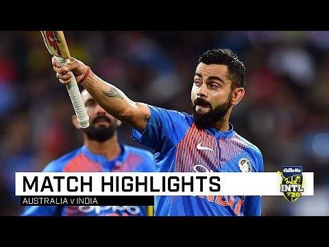 Kohli, Krunal secure series-levelling win | Third Gillette T20 thumbnail