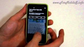 Installazione App e test fluidità giochi su Nokia Lumia 620
