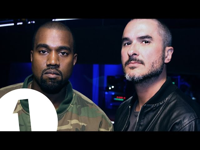 Zane Lowe meets Kanye West 2015 - Contains Strong Language