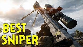 FAVOURITE SNIPER! - Battlefield 4