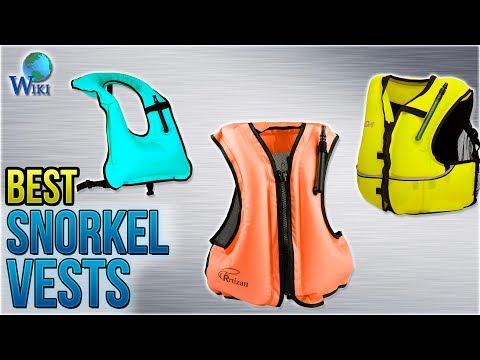 10 Best Snorkel Vests 2018
