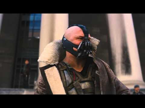 The Dark Knight Rises -Fan Trailer HD