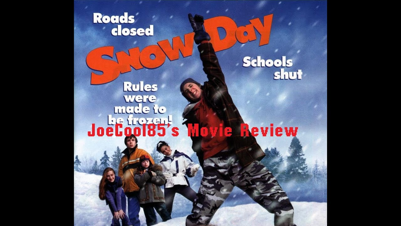 Snow Day Movie Dvd