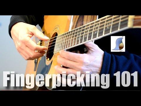 Fingerpicking 101 - Guitar Lesson