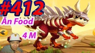 ✔️ Cho Khủng Long Bạo Chúa Max Lv Mới Nhất HIGH FERRAL DRAGON New 412