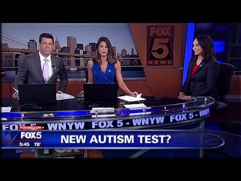 New Autism Test (4-1-16)