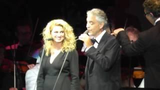 Andrea Bocelli Tori Kelly Cheek To Cheek 2016