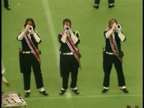 1982 DCI Finals Montreal - Madison Scouts
