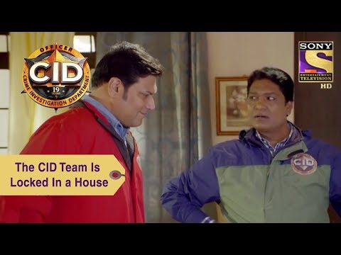Your Favorite Character | The CID Team Is Locked In a House | CID thumbnail