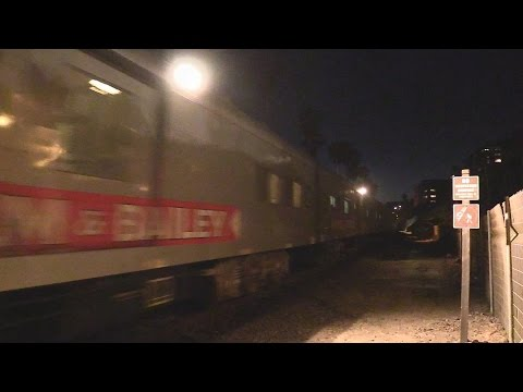 UP Barnum and Bailey Circus Train + Amtrak & BNSF !!! (August 4th, 2014)